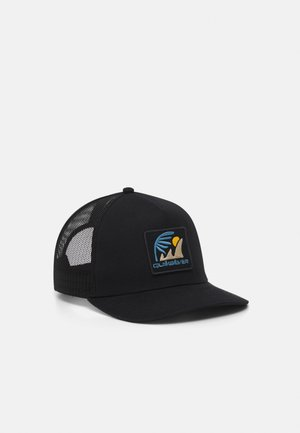 BREEZE PLEASE UNISEX - Gorra - black