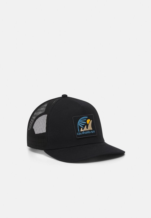 BREEZE PLEASE UNISEX - Cap - black