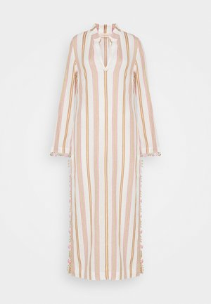 STEPHANIE BEACH CAFTAN - Maxi šaty - pink