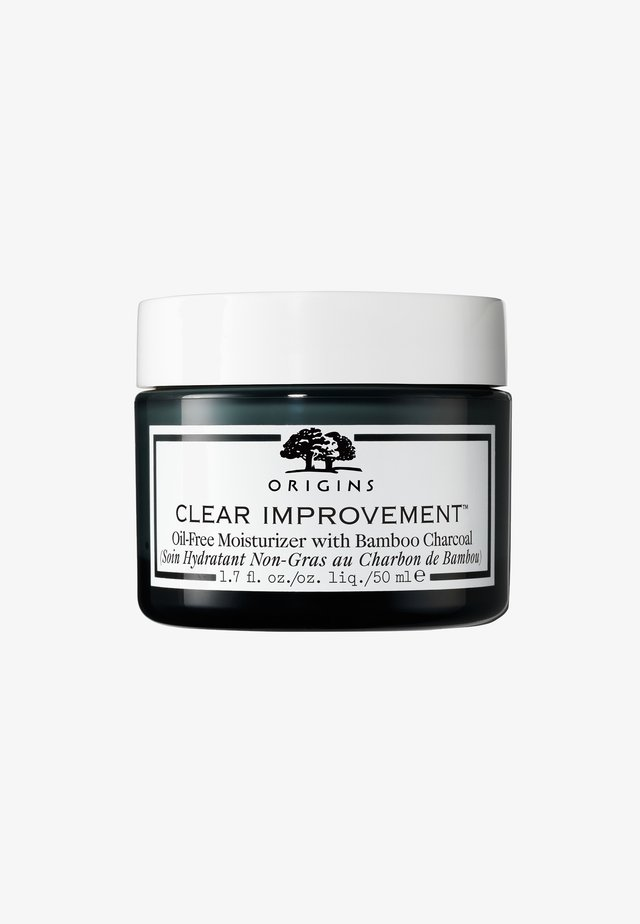CLEAR IMPROVEMENT™ SKIN CLEARING MOISTURIZER WITH BAMBOO CHARCOAL - Dagcreme - -