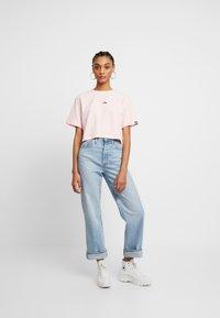 Ellesse - FIREBALL - Print T-shirt - light pink - 1