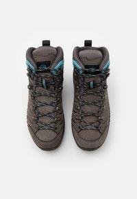 Scarpa - CYCLONE GTX  - Hiking shoes - gull gray/arctic - 3