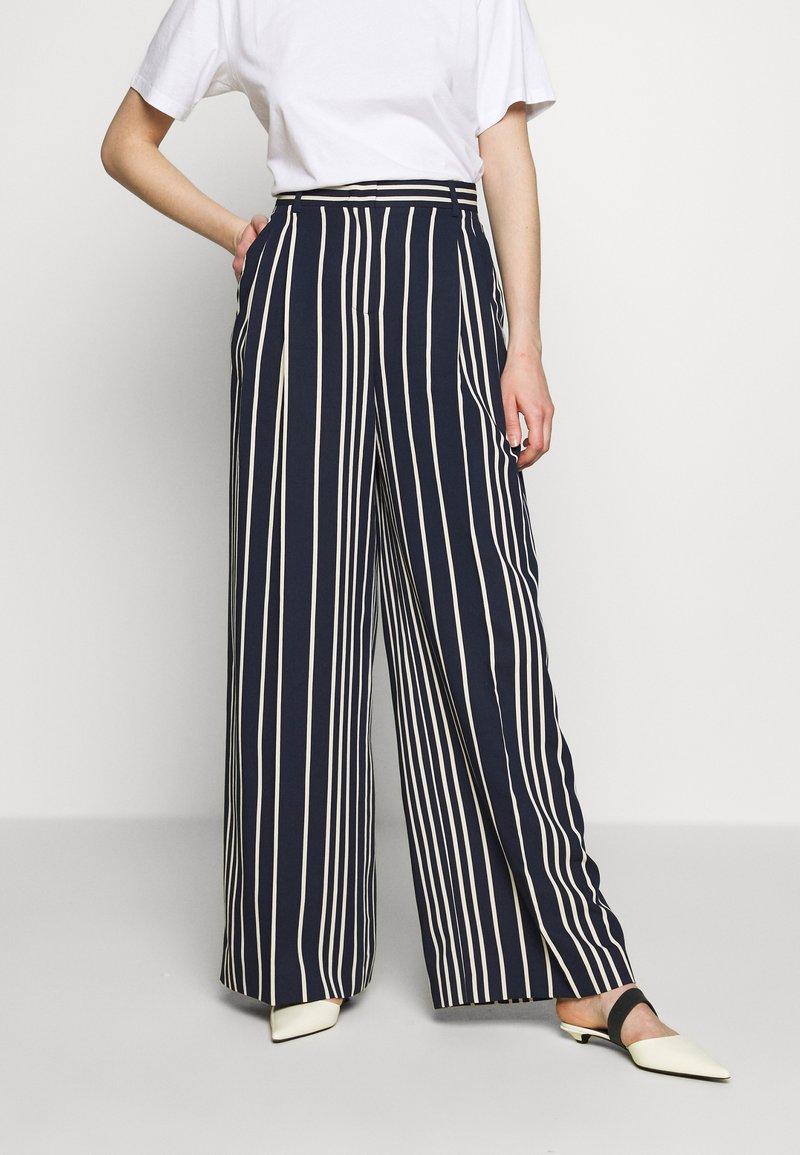 WEEKEND MaxMara - PINA - Trousers - nachtblau