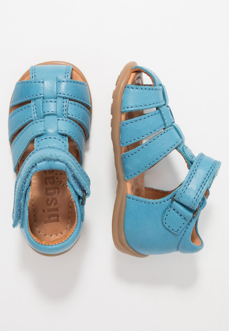 Bisgaard - CARLY - Baby shoes - jeans