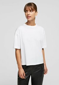 KARL LAGERFELD - Basic T-shirt - white - 0