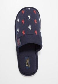 Polo Ralph Lauren - SUMMIT SCUFF - Domácí obuv - navy - 1