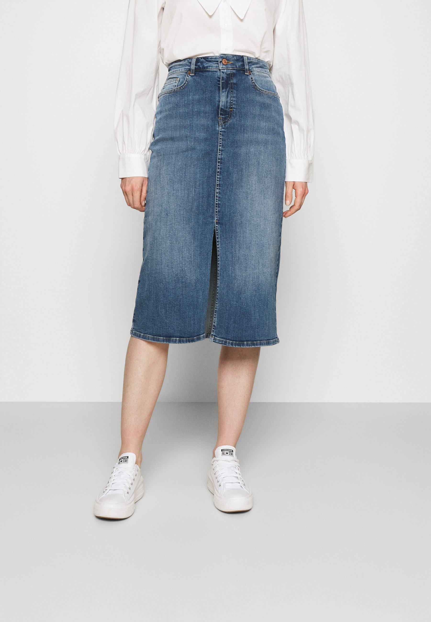 Femme DILIN - Jupe en jean