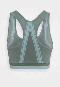 Even&Odd active - Light support sports bra - green - 1