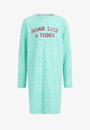 Pyjama top - mint green