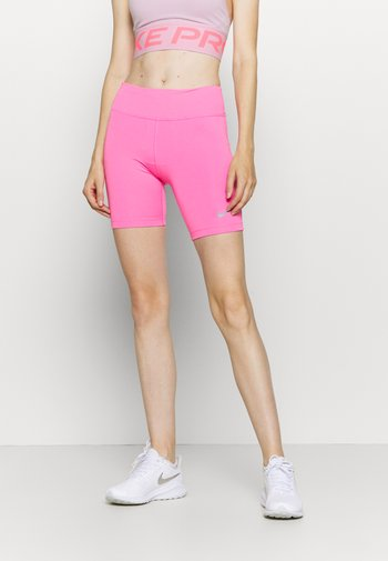 FAST  - Tights - pink glow/silver