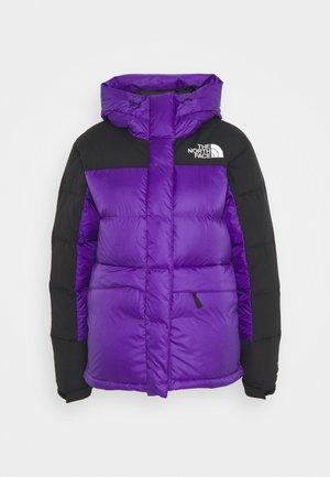 HMLYN PARKA - Down jacket - peak purple