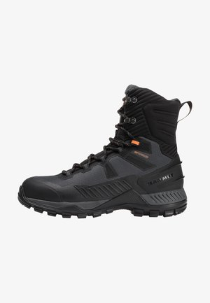 BLACKFIN III WP HIGH WOMEN - Winter boots - black