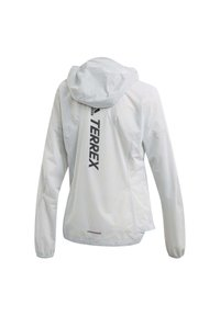 adidas Performance - AGRAVIC RAIN.RDY TRAIL RUNNING - Sports jacket - white - 11