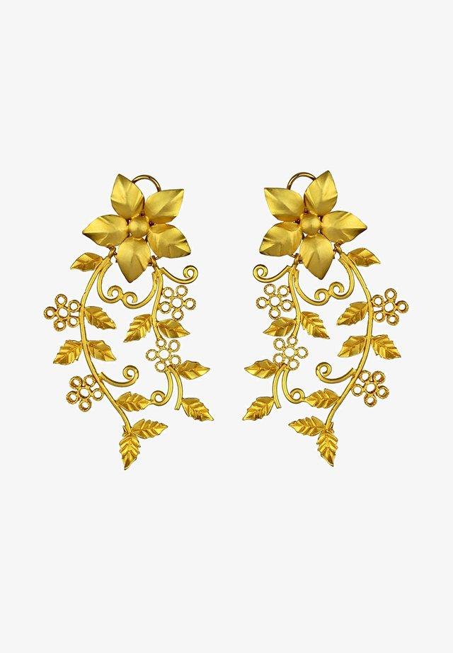 SEVILLIAN BLOSSOM - Korvakorut - gold
