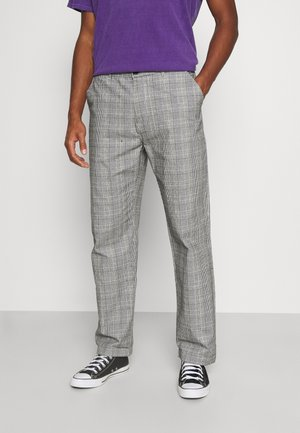 LOOSE FIT PANT - Trousers - grey