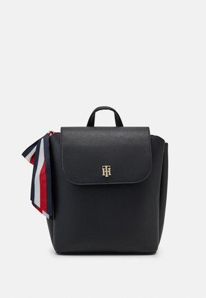 CHARMING BACKPACK - Reppu - black