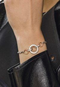 Guess - ETERNAL CIRCLES KREISE - Armband - silver-coloured - 0