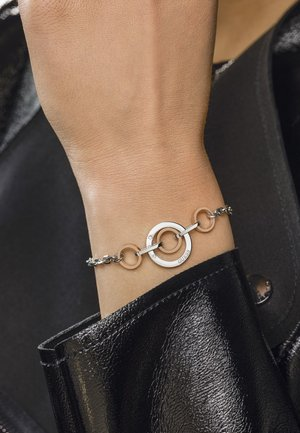 ETERNAL CIRCLES KREISE - Armband - silver-coloured