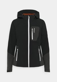 Icepeak - DIEZ - Soft shell jacket - black - 0