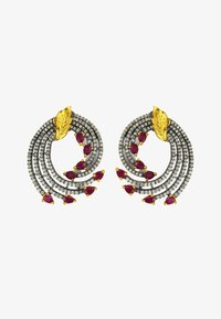 Bombay Sunset - SHOOTING - Earrings - red - 2