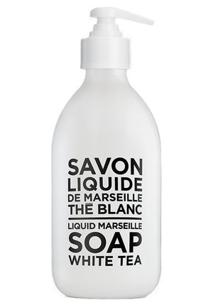 LIQUID MARSEILLE SOAP - Vloeibare zeep - white tea