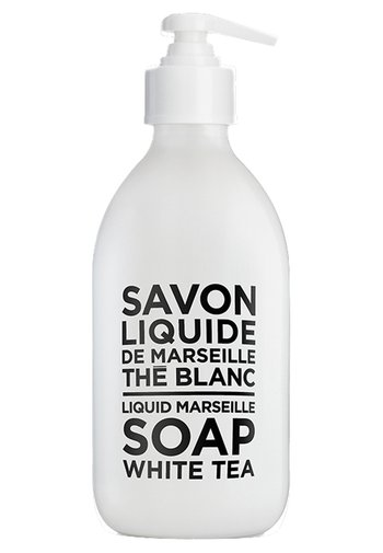 LIQUID MARSEILLE SOAP - Liquid soap - white tea