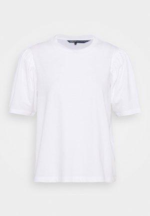 LMC WAVE TEE - Jednoduché triko - lmc bright white