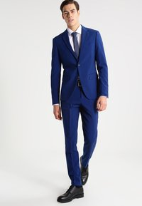Lindbergh - PLAIN MENS SUIT - Oblek - blue - 1