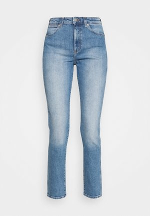 RETRO - Slim fit jeans - light blues