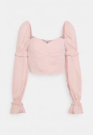 I LIKE THIS ONE BLOUSE - Pusero - rose
