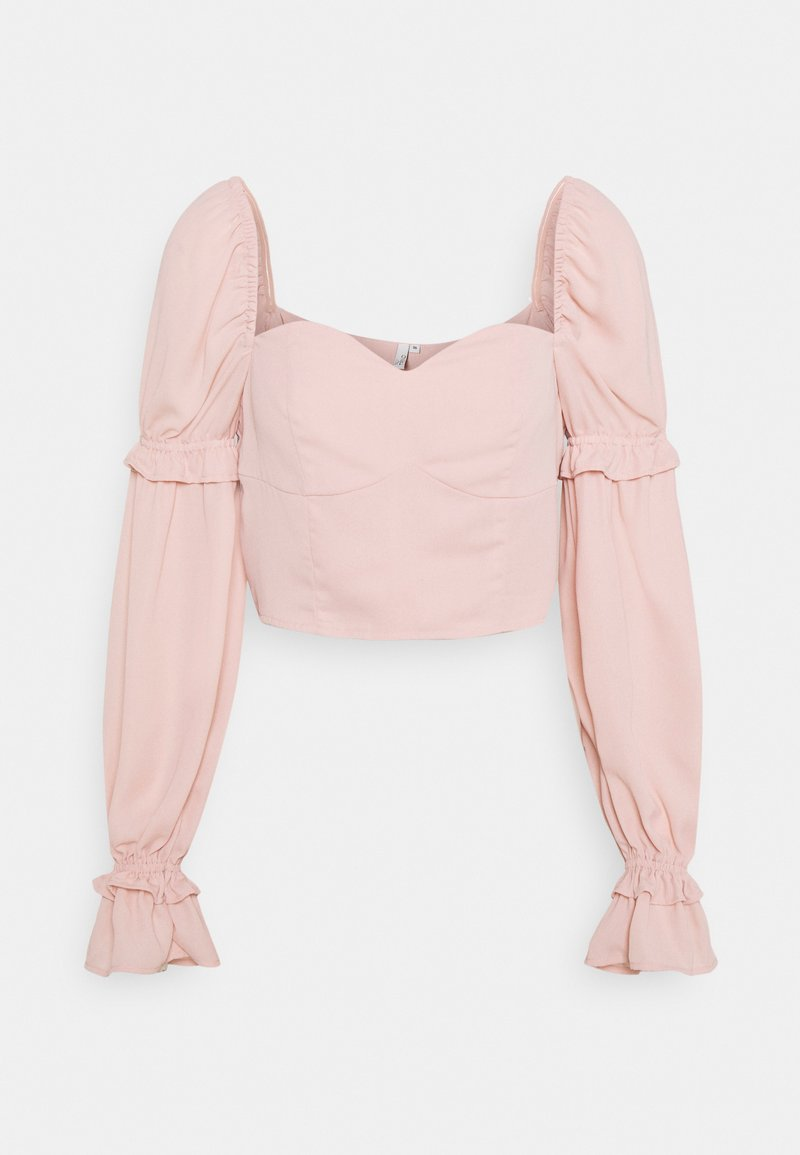 Nly by Nelly - I LIKE THIS ONE BLOUSE - Blouse - rose