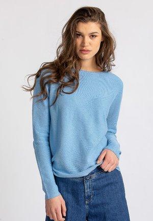 MAILA - Jumper - blue