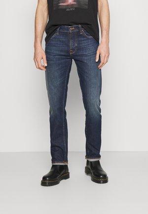 GRIM TIM - Jeans straight leg - new blue swede