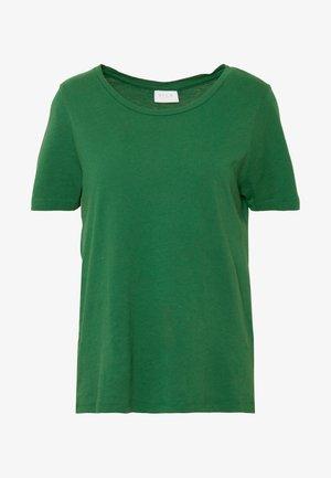 VISUS ONECK - Print T-shirt - eden
