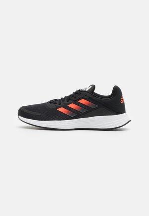 DURAMO CLASSIC LIGHTMOTION - Zapatillas de running neutras - core black/solar red/carbon