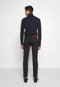 HUGO - Trousers - black - 2