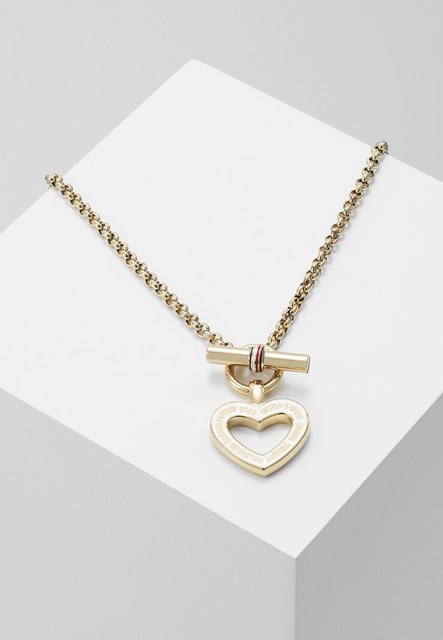 FINE - Necklace - goldfarben
