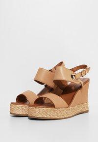 Inuovo - High heeled sandals - scissors scs - 4