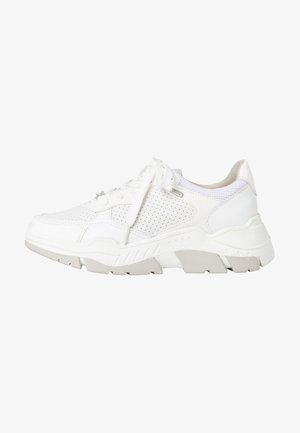 Trainers - white comb.