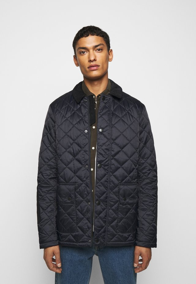DIGGLE QUILT - Light jacket - navy classic