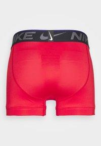 Nike Underwear - TRUNK BREATHE MICRO 2 PACK - Bokserit - blue - 3