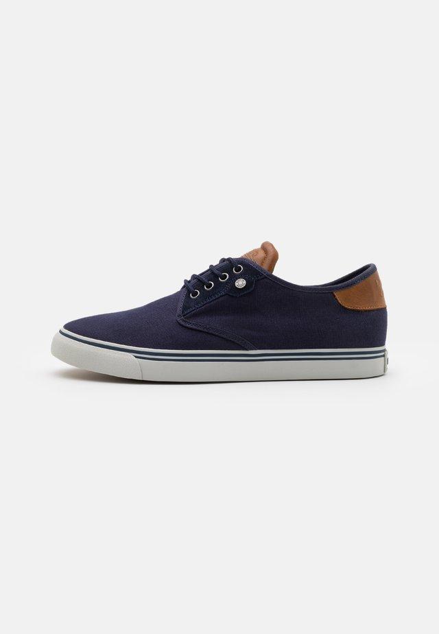 ELDON - Sneakers laag - blue
