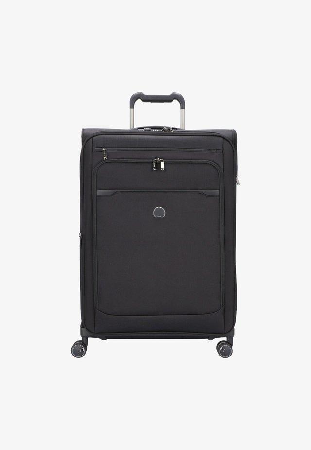 PILOT - Wheeled suitcase - black