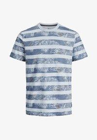 Jack & Jones Junior - Print T-shirt - soul blue - 5