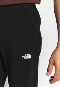 The North Face - GLACIER SHORT - Sports shorts - black - 4