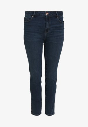 SLIM LÄNGE - Slim fit jeans - denim