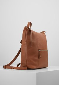 Zign - LEATHER - Reppu - cognac - 3