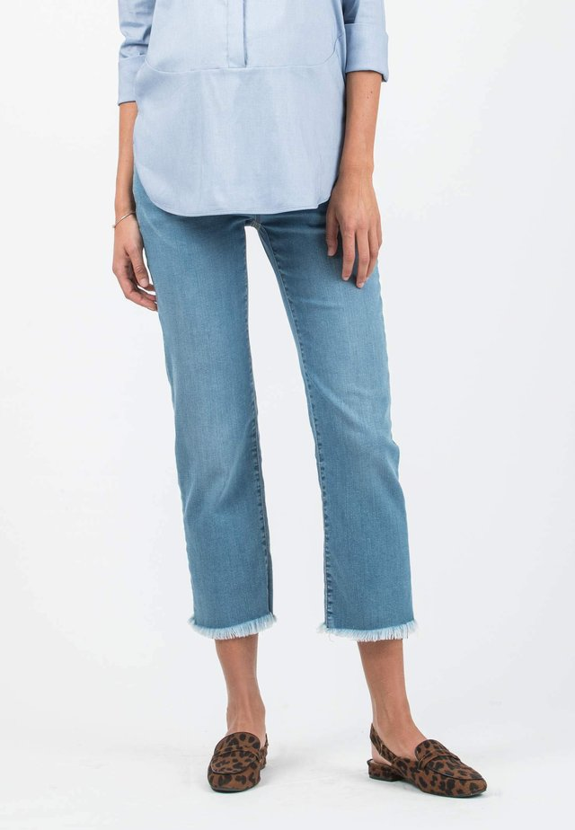 GIADA - Jeans Straight Leg - 120 - denim