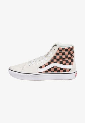 Sneakers hoog - white / multi