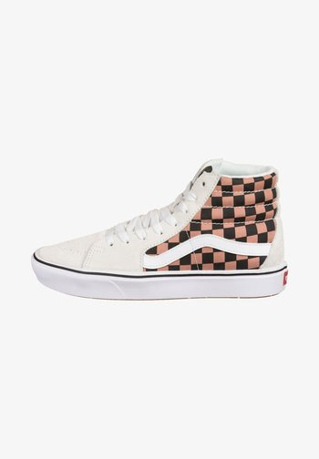 High-top trainers - white / multi